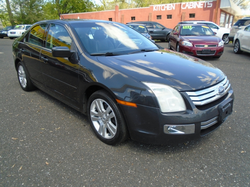 Ford Fusion 2007 price $3,999