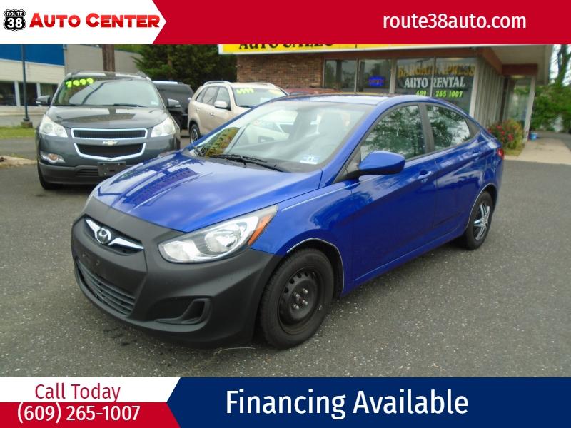 Hyundai Accent 2012 price $4,399