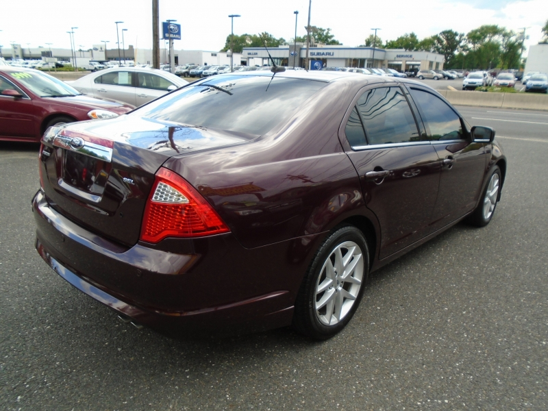 Ford Fusion 2012 price $7,499