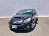 Mazda Mazdaspeed3 2011