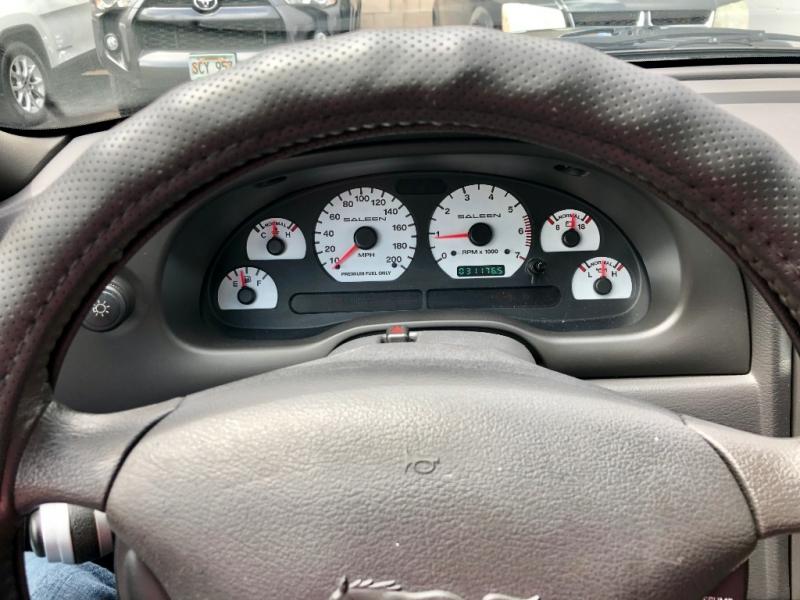 Saleen S281 Mustang 2004 price $17,995