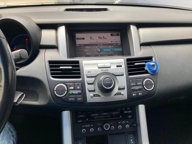 Acura RDX 2007 price $0