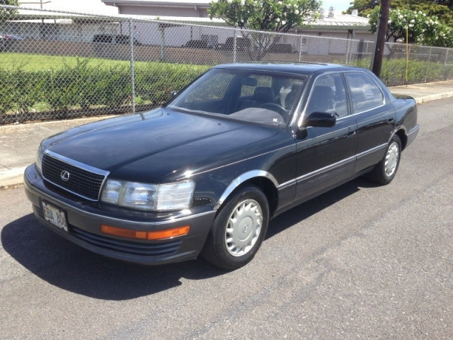 Fantastic 1991 Lexus Ls 400 7K Miles Excellent Condition Pabps2019 Chair Design Images Pabps2019Com