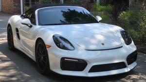 Porsche SPIDER 2016