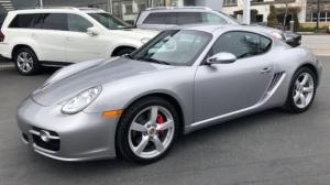 Porsche Cayman 2008