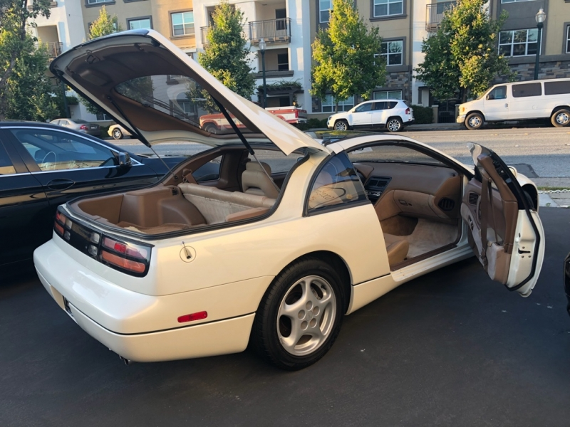 Nissan 300ZX MANUAL 1992 price $8,800