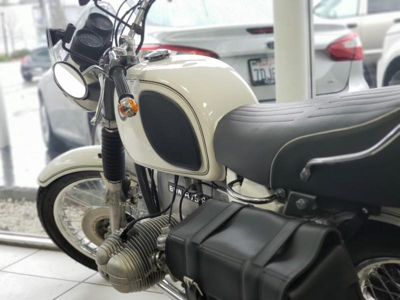 BMW R75-6 1974 price $9,900