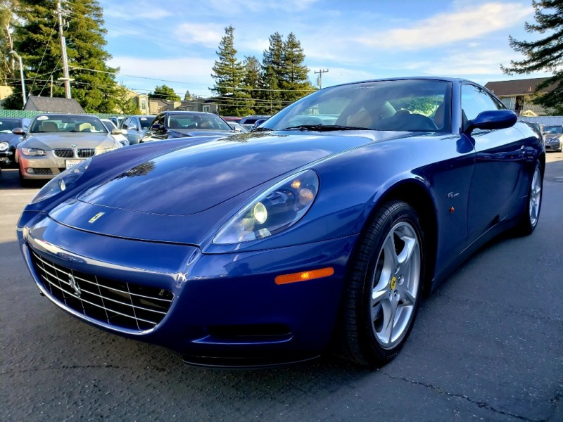 Ferrari 612 Scaglietti 2005 price $89,999