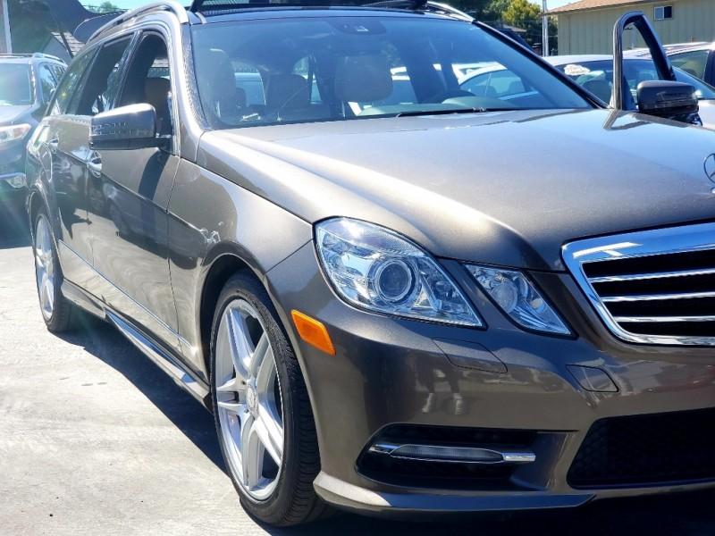 Mercedes-Benz E350 4MATIC 2013 price $18,688