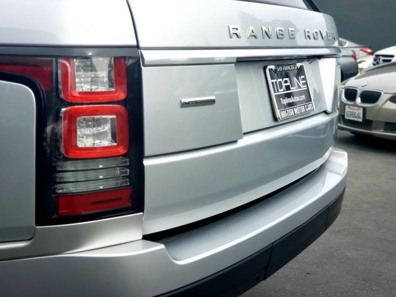 Land Rover Range Rover 2015 price $51,999