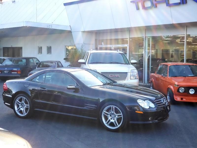 Mercedes-Benz SL-Class 2006 price $15,999