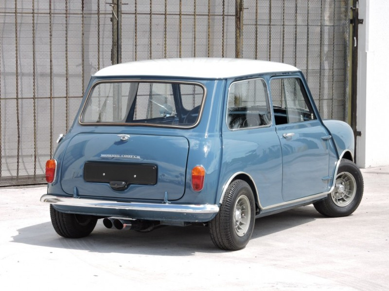 Morris Mini Minor Saloon 1960 price $0
