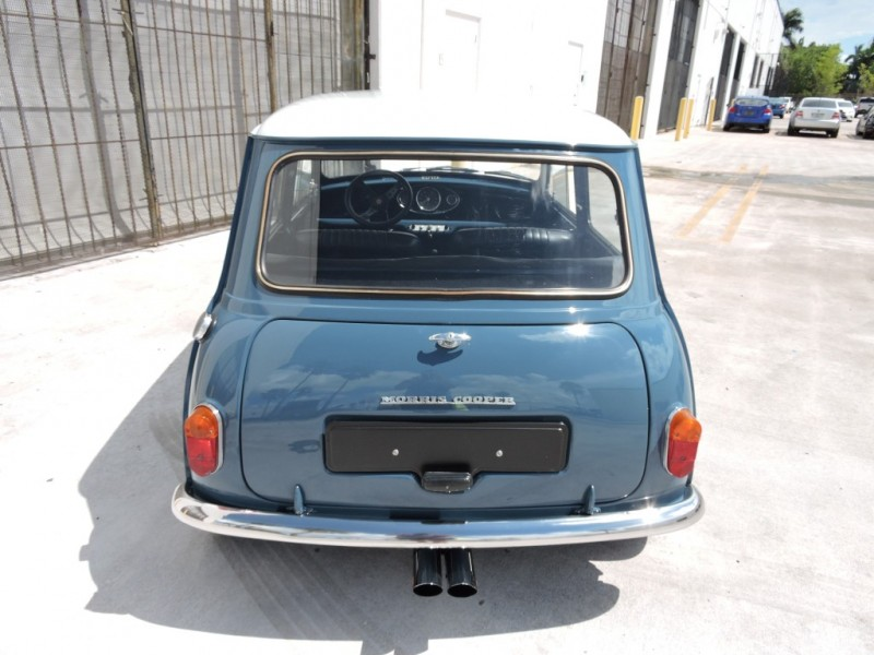 Morris Minor Mini Saloon 1960 price $26,900