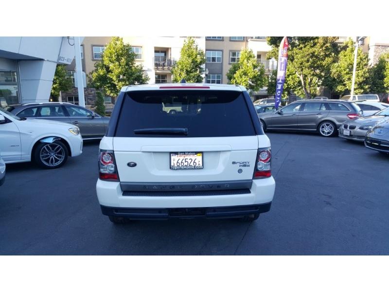 Land Rover Range Rover Sport 2008 price $13,700