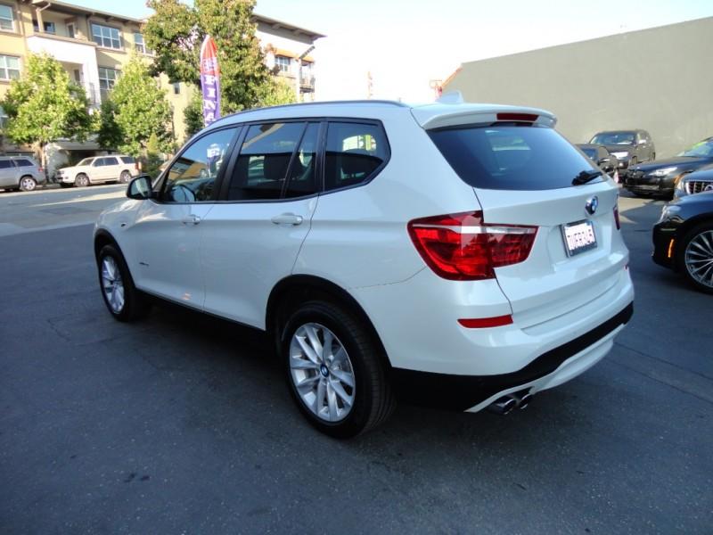 BMW X3 2016 price $19,750
