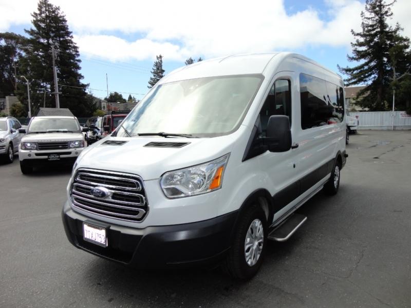 Ford Transit Wagon 2017 price $23,965