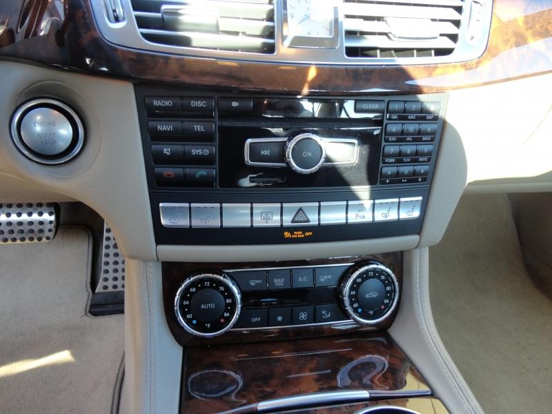 Mercedes-Benz CLS-Class 2012 price $19,700