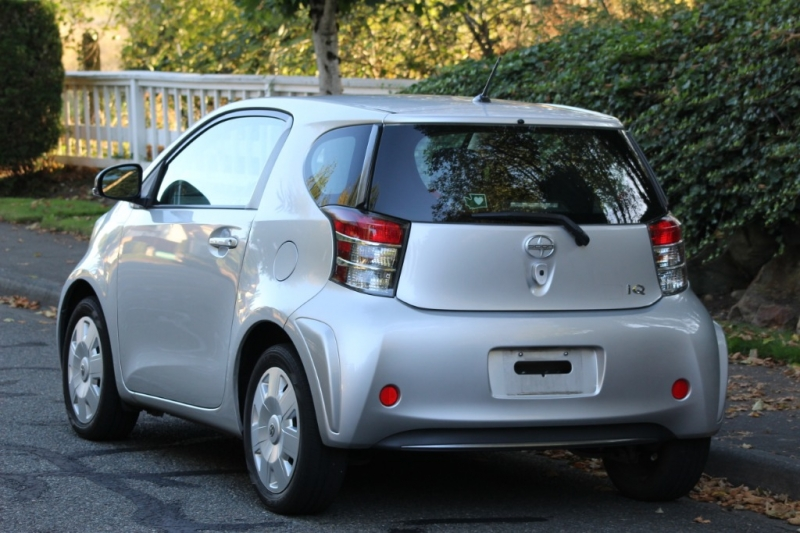 Scion iQ 2012 price $7,999