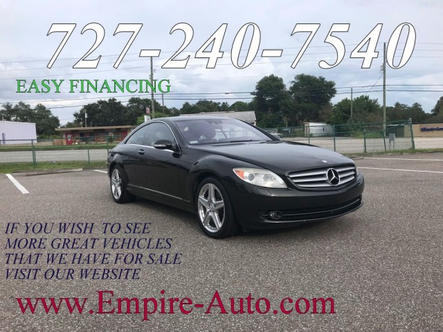 2007 Mercedes-Benz CL55 AMG