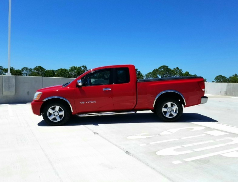 2007 nissan titan 2wd king cab se inventory empire auto llc auto dealership in seminole. Black Bedroom Furniture Sets. Home Design Ideas