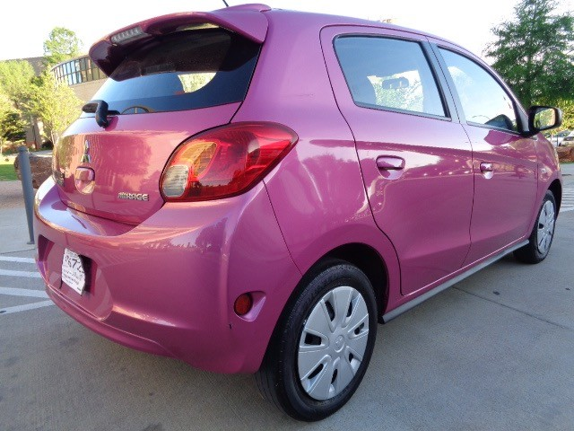 Mitsubishi Mirage 2015 price $4,550