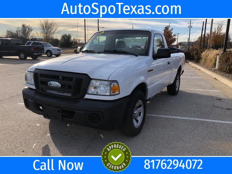 Ford Ranger 2008 price $5,499