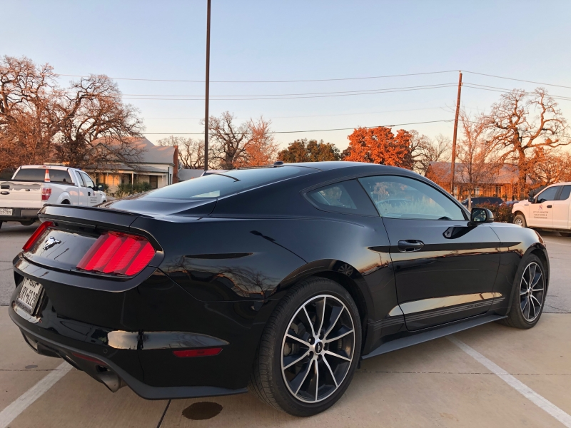 Ford Mustang 2017 price $18,700