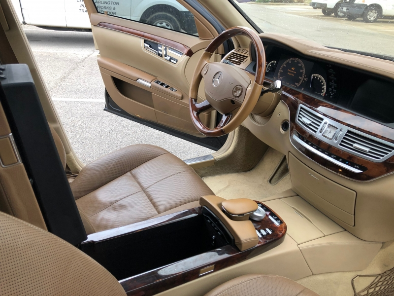 Mercedes-Benz S-Class 2009 price $12,999