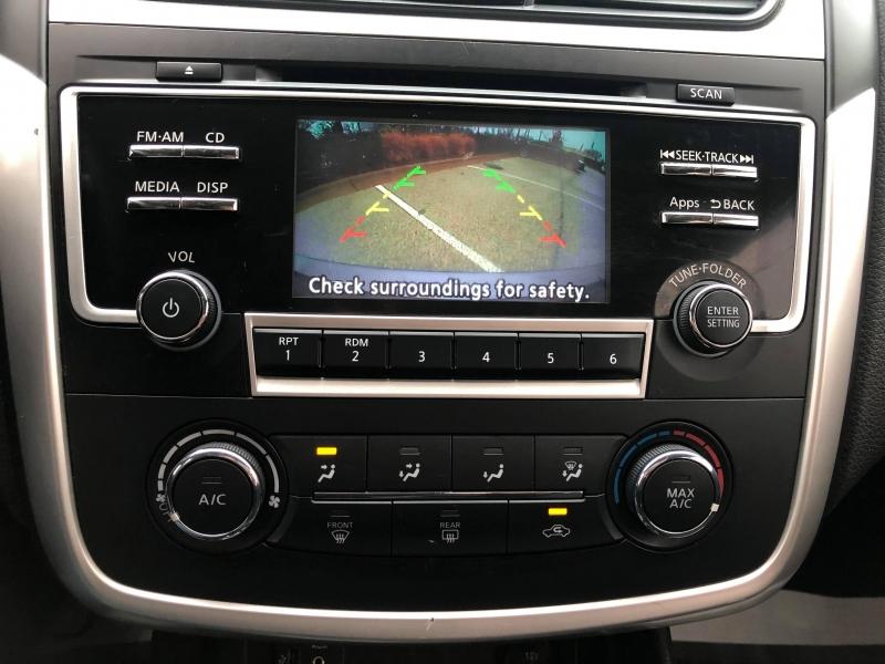 Nissan Altima 2016 price $12,444