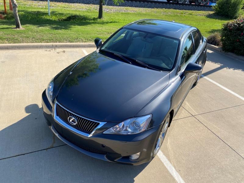 Lexus IS 250 2010 price $8,650