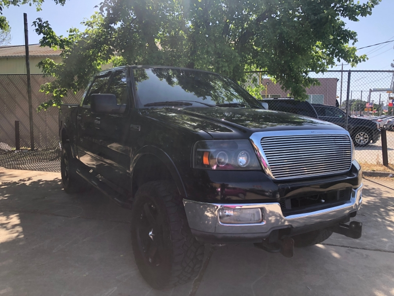 Ford F-150 2004 price $7,845