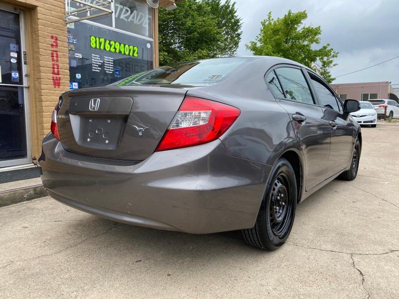 Honda Civic Sdn 2012 price $4,999