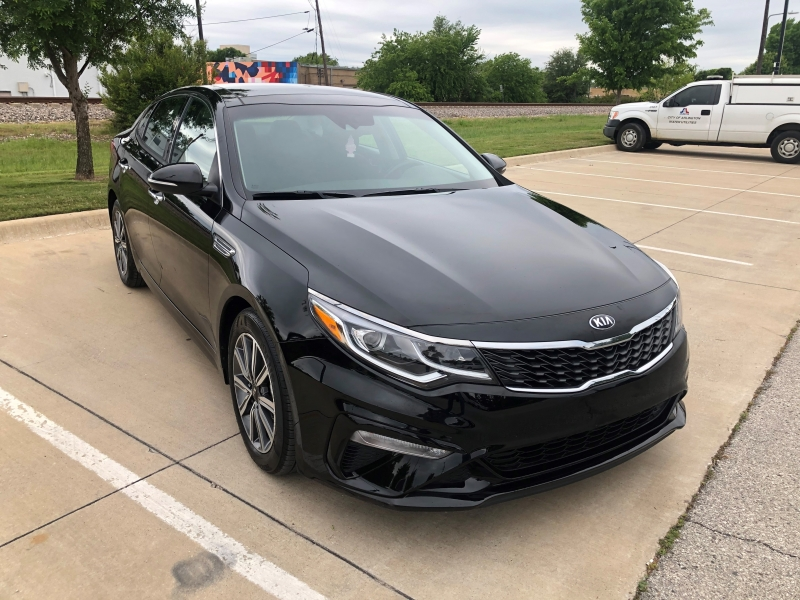 Kia Optima 2019 price $14,999