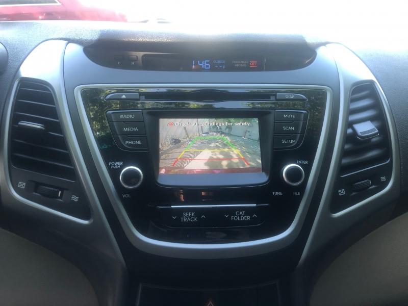 Hyundai Elantra 2014 price $8,888
