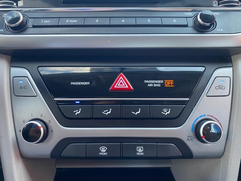 Hyundai Elantra 2017 price $9,750