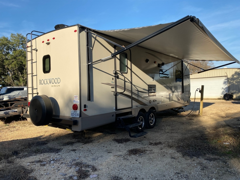 Forest River Rockwood 2018 price $19,995