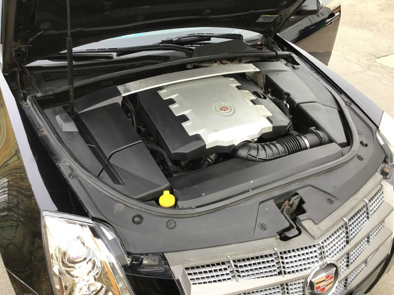 Cadillac CTS 2008 price $6,790