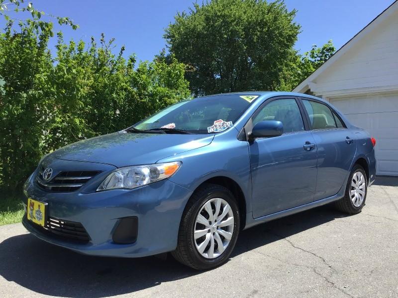 Toyota Corolla 2013 price $9,390
