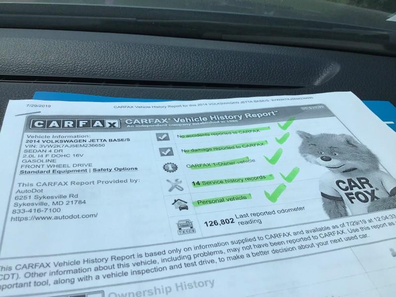 Volkswagen Jetta 2014 price $5,990