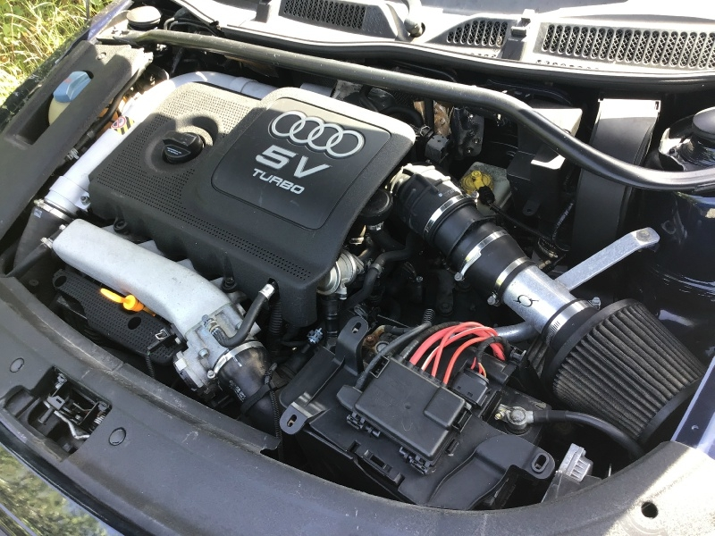 Audi TT Coupe 2002 price $3,990