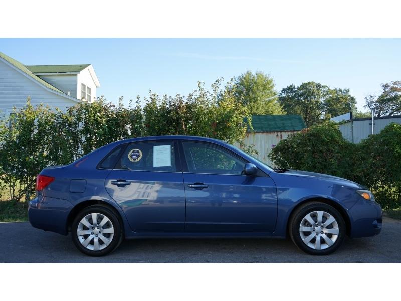 Subaru Impreza 2011 price $5,990