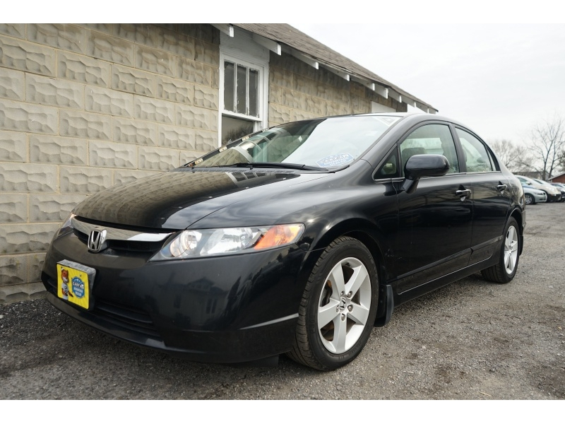 Honda Civic 2006 price $4,490