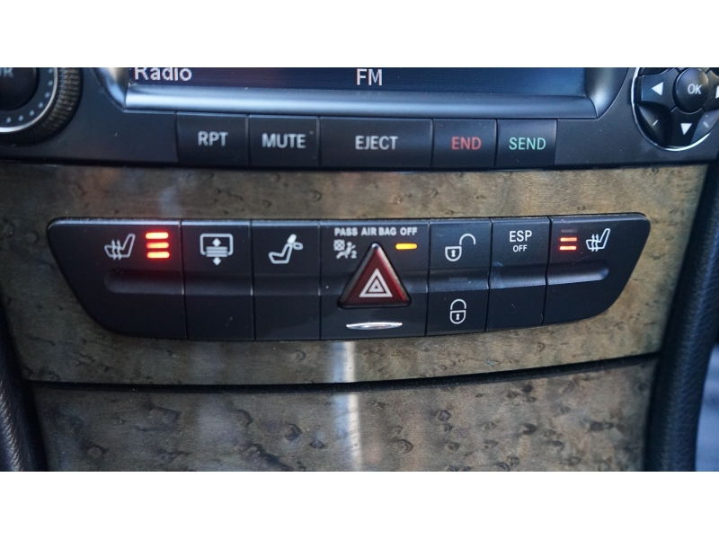 Mercedes-Benz E-Class 2008 price $5,490