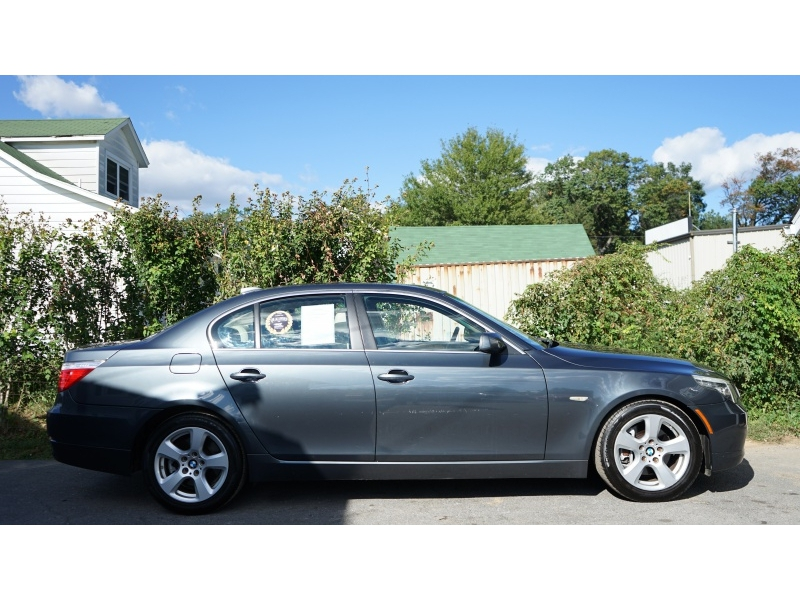 BMW 5-Series 2008 price $7,490