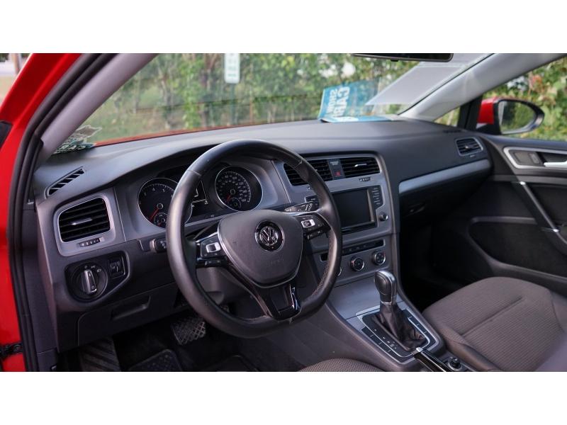 Volkswagen Golf 2016 price $9,990