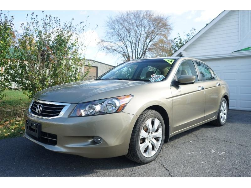 Honda Accord 2008 price $6,490