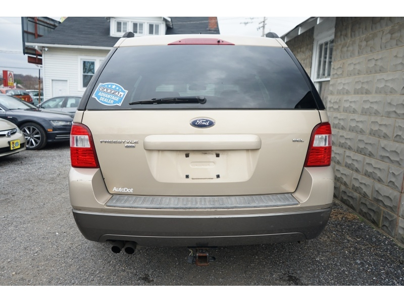 Ford Freestyle 2007 price $4,990