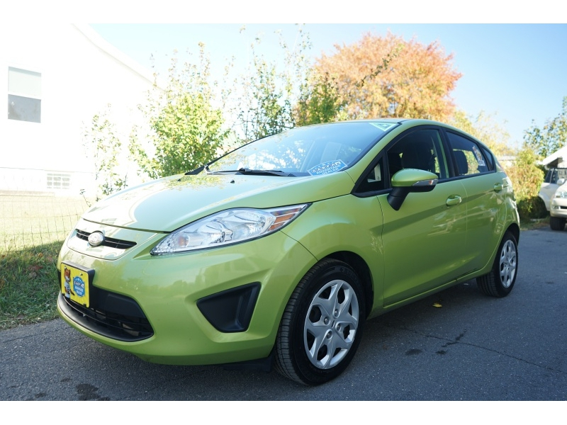 Ford Fiesta 2013 price $4,990