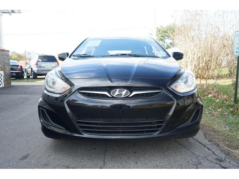 Hyundai Accent 2012 price $4,990