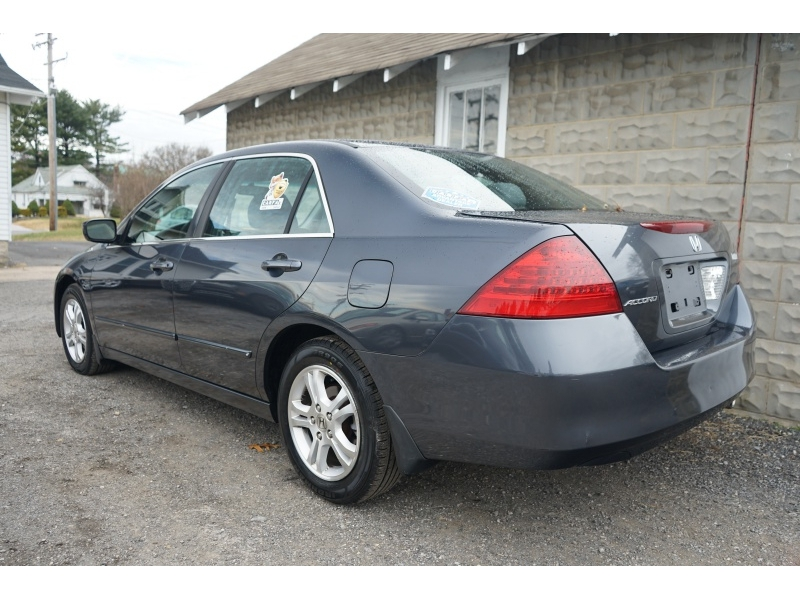 Honda Accord 2007 price $4,990